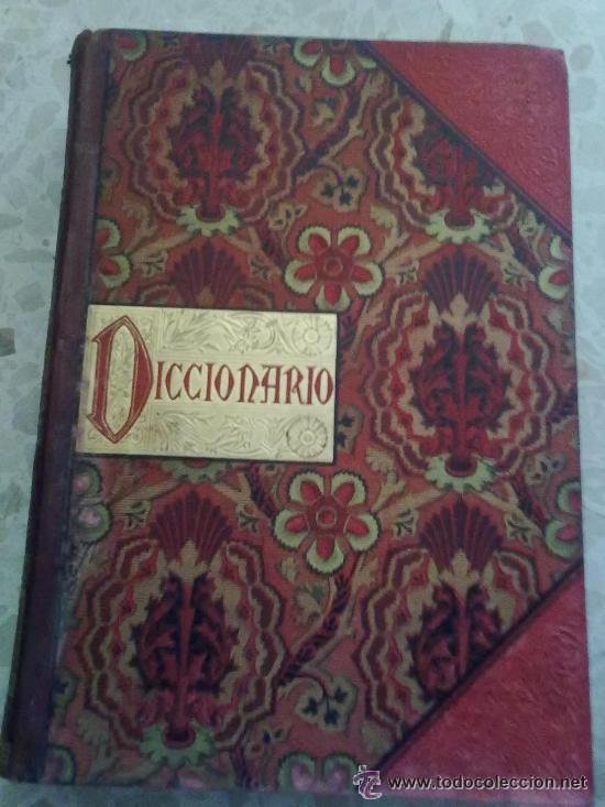 DICCIONARIO ENCICLOPEDICO HISPANO-AMERICANO (Libros Antiguos, Raros y Curiosos - Enciclopedias)