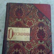 Enciclopedias antiguas: DICCIONARIO ENCICLOPEDICO HISPANO-AMERICANO. Lote 27784249