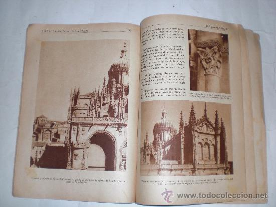 Enciclopedias antiguas: Enciclopedia Gráfica Salamanca. Editorial Cervantes, 1931 RM34492 - Foto 2 - 27955290