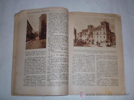 Enciclopedias antiguas: Enciclopedia Gráfica Salamanca. Editorial Cervantes, 1931 RM34492 - Foto 3 - 27955290
