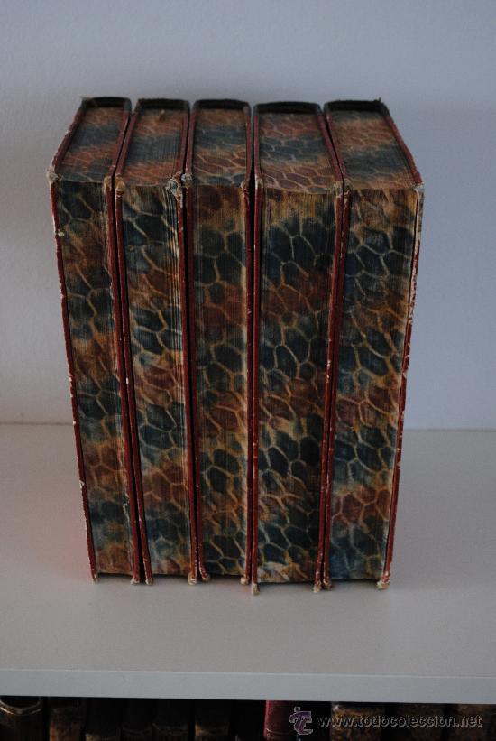 Enciclopedias antiguas: 1842.- BIBLIOFILIA. Enciclopedia española del siglo diez y nueve, o biblioteca completa de ciencias, - Foto 3 - 28633717