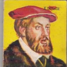 Enciclopedias antiguas: ENCICLOPEDIA PULGA Nº 239, CARLOS V, ED. G.P., NO FIGURA AÑO. Lote 29092926
