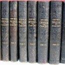 Enciclopedias antiguas: HISTORIA UNIVERSAL, DE CESAR CANTU. FRANCISCO SEIX EDITOR EN 1901. SON 10 TOMOS, COMPLETA.. Lote 29229200