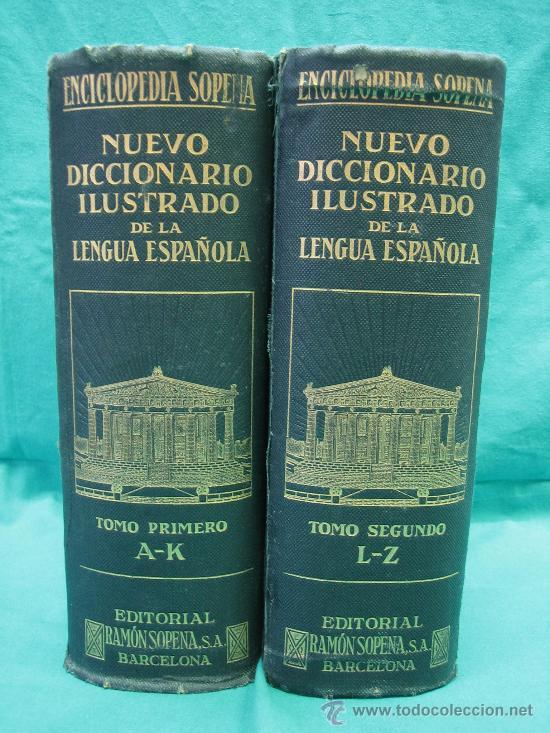 Enciclopedias antiguas: Enciclopedia SOPENA año 1934 - Foto 2 - 79613674