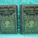 Enciclopedias antiguas: ENCICLOPEDIA SOPENA AÑO 1934. Lote 79613674