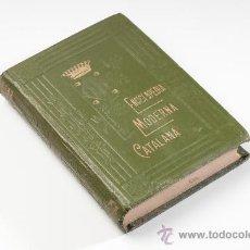 Enciclopedias antiguas: ENCICLOPEDIA MODERNA CATALANA POR JOSEPH FITER, VOLUMEN IV - EDITOR JOSEPH GALLACH. Lote 30283533