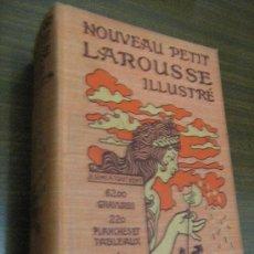Enciclopedias antiguas: NOUVEAU PETIT LAROUSSE ILLUSTRE - CLAUDE AUGE - LIBRAIRIE LAROUSSE 1925 - ENCICLOPEDIA LAROUSSE. Lote 31294625