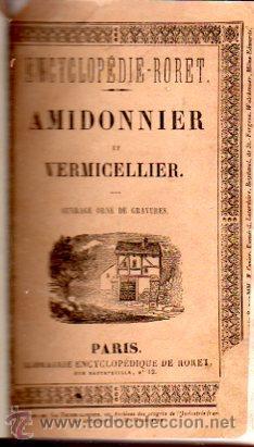 Enciclopedias antiguas: ENCICLOPEDIE RORET, COLLECTION DES MANUELS RORET, SCIENCES ET ARTS, 18, PARÍS, 1843 - 1875 - Foto 24 - 32077844