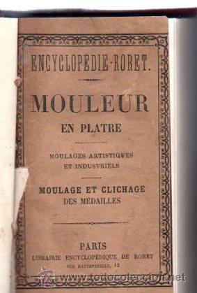 Enciclopedias antiguas: ENCICLOPEDIE RORET, COLLECTION DES MANUELS RORET, SCIENCES ET ARTS, 18, PARÍS, 1843 - 1875 - Foto 15 - 32077844