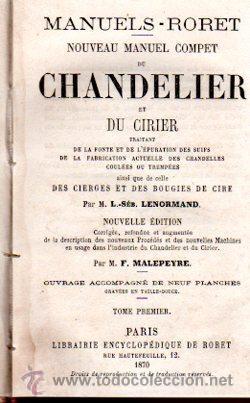 Enciclopedias antiguas: ENCICLOPEDIE RORET, COLLECTION DES MANUELS RORET, SCIENCES ET ARTS, 18, PARÍS, 1843 - 1875 - Foto 8 - 32077844
