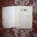 Enciclopedias antiguas: 5989- LA RISA. ENCICLOPEDIA DE ESTRAVAGANCIAS. VV.AA. 3 TOMOS 1 VOLUMEN. 1843 / 1844.. Lote 35006474