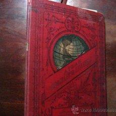 Libri antichi: ATLAS GEOGRAFICO UNIVERSAL 1896, EN 18 MAPAS , ARREGLADOS AL MERIDIANO DE MADRID, RR13. Lote 37518325