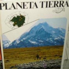 Enciclopedias antiguas: DOCE VOLUMENES DE LA ENCICLOPEDIA PLANETA TIERRA, MUY BONITA. Lote 37136004