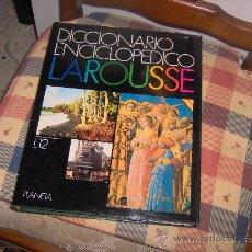 Enciclopedias antiguas: ENCICLOPEDIA LAROUSSE. Lote 37268213