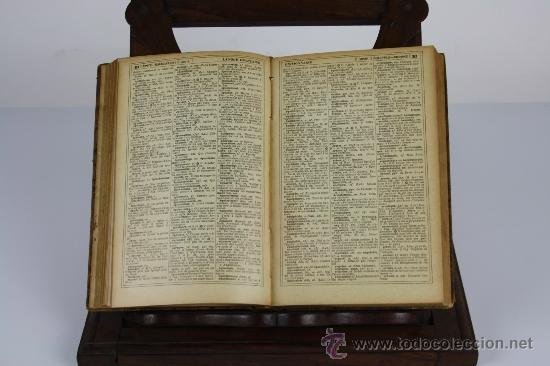Enciclopedias antiguas: 5912- TOUT EN UN.VV.AA.ENCICL0PEDIA DE CONOCIMIENTOS HUMANOS. EDIT. HACHETTE. S/F. - Foto 2 - 38548642
