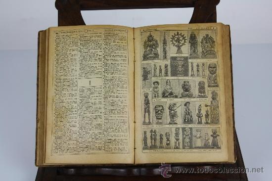 Enciclopedias antiguas: 5912- TOUT EN UN.VV.AA.ENCICL0PEDIA DE CONOCIMIENTOS HUMANOS. EDIT. HACHETTE. S/F. - Foto 4 - 38548642