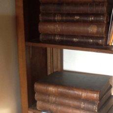 Enciclopedias antiguas: ENCICLOPEDIA ILUSTRADA SEGUÍ. 8PRIMEROS VOL- . BARCELONA .NUMEROSAS CROMOLITOGRAFÍAS, MAPAS Y PLANOS. Lote 44212430