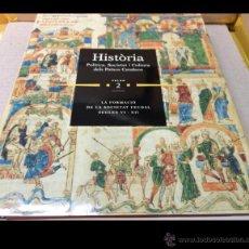 Enciclopedias antiguas: ENCICLOPEDIA CATALANA - HISTÒRIA VOLUN 2. Lote 47141570