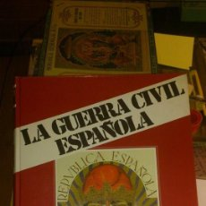 Enciclopedias antiguas: LA GUERRA CIVIL ESPAÑOLA - 12 TOMOS COMPLETA - MUY BUENA EDICION DE URBION. Lote 47961406