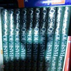 Libri antichi: ENCICLOPEDIA BASE 10 COMPLETA. Lote 49131814