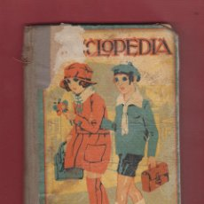 Enciclopedias antiguas: ENCICLOPEDIA-RESUMEN LECCIONES ARITMÉTICA-JOSÉ DALMAU CARLES-LIBRO ALUMNO-1924-182 PAG-LE414. Lote 49572012