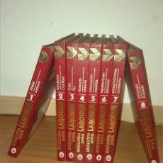 Enciclopedias antiguas: ENCICLOPEDIA LAROUSSE JUVENIL - 8 TOMOS COMPLETA - EDITORIAL ARGOS VERGARA, LIBROS. Lote 50076284