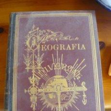 Enciclopedias antiguas: NUEVA GEOGRAFÍA UNIVERSAL- LOS PAÍSES Y LAS RAZAS TOMO I.. Lote 50346314