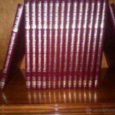Enciclopedias antiguas: DICCIONARIO ENCICLOPÉDICO LAROUSSE. Lote 51251806