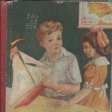 Enciclopedias antiguas: ENCICLOPEDIA ESCOLAR GRADO PREPARATORIO EDELVIVES, LUIS VIVES ZARAGOZA 1951. Lote 53224424