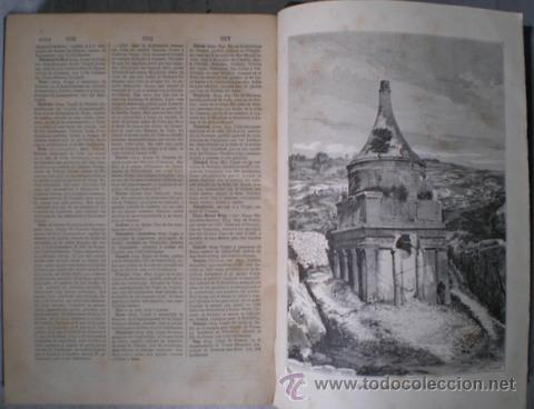 Enciclopedias antiguas: NICOLÁS Mª SERRANO: DICCIONARIO UNIVERSAL DE LA LENGUA CASTELLANA CIENCIAS Y ARTES. LÁMINAS GRABADAS - Foto 6 - 54765561
