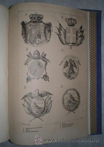 Enciclopedias antiguas: NICOLÁS Mª SERRANO: DICCIONARIO UNIVERSAL DE LA LENGUA CASTELLANA CIENCIAS Y ARTES. LÁMINAS GRABADAS - Foto 7 - 54765561