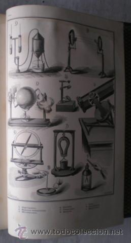 Enciclopedias antiguas: NICOLÁS Mª SERRANO: DICCIONARIO UNIVERSAL DE LA LENGUA CASTELLANA CIENCIAS Y ARTES. LÁMINAS GRABADAS - Foto 13 - 54765561