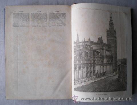 Enciclopedias antiguas: NICOLÁS Mª SERRANO: DICCIONARIO UNIVERSAL DE LA LENGUA CASTELLANA CIENCIAS Y ARTES. LÁMINAS GRABADAS - Foto 14 - 54765561
