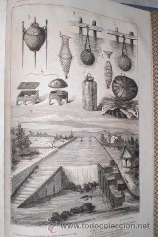 Enciclopedias antiguas: NICOLÁS Mª SERRANO: DICCIONARIO UNIVERSAL DE LA LENGUA CASTELLANA CIENCIAS Y ARTES. LÁMINAS GRABADAS - Foto 15 - 54765561