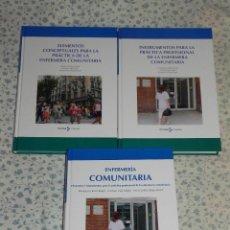 Enciclopedias antiguas: VENDO ENCICLOPEDIA (ENFERMERIA COMUNITARIA).. Lote 56090010