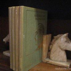 Enciclopedias antiguas: HISTORIA DEL FRANQUISMO, SUEIRO, 4 TOMOS COMPLETA OFERTA. Lote 56091174