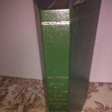 Enciclopedias antiguas: ALMANAQUE HISPANO-AMERCIANO. Lote 56223832