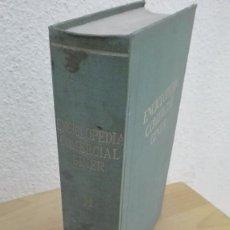 Enciclopedias antiguas: ENCICLOPEDIA COMERCIAL GINER. Lote 56257288