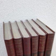 Libri antichi: HISTORIA DE ESPAÑA MARQUES DE LOZOYA 6 TOMOS (COMPLETA). Lote 56257348