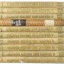 Enciclopedias antiguas: 7653 - A TRAVES DEL ANCHO MUNDO. 10 TOMOS. (VER DESCRIP). EDIT. MANUEL MARÍN. 1956/1958.. Lote 57509441