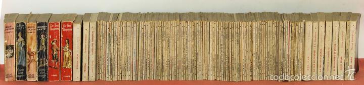 LP-285 - ENCICLOPEDIA PULGA. 112 TOMOS. (VER DESCRIPCIÓN). VV. AA. EDICIONES G. P. S/F. (Libros Antiguos, Raros y Curiosos - Enciclopedias)