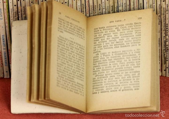 Enciclopedias antiguas: LP-285 - ENCICLOPEDIA PULGA. 112 TOMOS. (VER DESCRIPCIÓN). VV. AA. EDICIONES G. P. S/F. - Foto 6 - 59498975