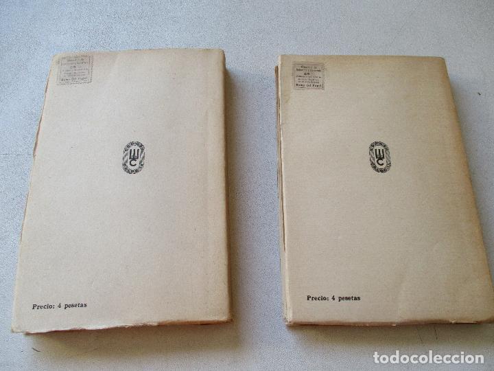 Enciclopedias antiguas: L. A. DE BOUGAINVILLE, VIAJE ALREDEDOR DEL MUNDO, 2 TOMOS.- ESPASA-CALPE- MADRID, 1936- - Foto 5 - 62459212