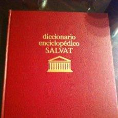 Enciclopedias antiguas: DICCIONARIO ENCICLOPÉDICO. Lote 63107372