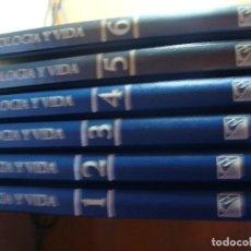 Enciclopedias antiguas: ENCICLOPEDIA ECOLOGIA Y VIDA EDITORIAL SALVAT 1995. Lote 66008626