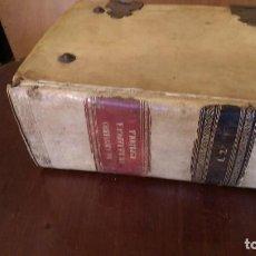 Enciclopedias antiguas: DICCIONARIO ENCICLOPEDICO DE LA LENGUA ESPAÑOLA 1862. Lote 68792869
