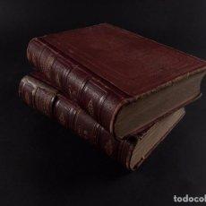 Enciclopedias antiguas: DICCIONARIO ENCICLOPEDICO, 2 TOMOS 1879. Lote 69838405