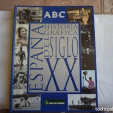 Enciclopedias antiguas: HISTORIA GRAFICA DEL SIGLO XX. Lote 71259319