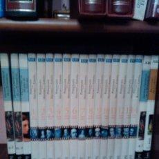 Enciclopedias antiguas: PERSONAJES DE LA HISTORIA DE ESPAÑA -14 TOMOS-. Lote 71259647