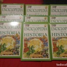 Enciclopedias antiguas: ENCICLOPEDIA DE LA HISTORIA. Lote 73826123